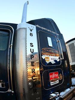 V8 Supercars truck detail