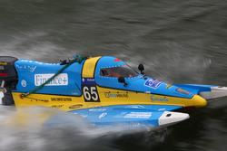 #65 class 1 Team Privilège: Fabrice Aimé, Mathieu Manchon, Sébastien Jultier, Brice Moreau