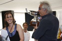 Flavio Briatore, Renault Team Principal
