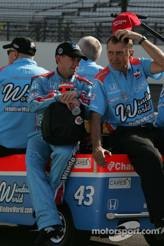 John Andretti, Richard Petty/Dreyer & Reinbold