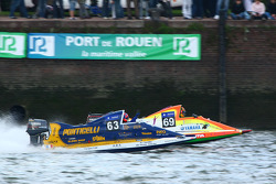 #63 class 1 Team Touax: Frédéric Loones, Cédric Ledeunf, Thomas Boulier, Richard Legoadec