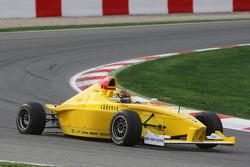 Hu An Zhu Motaworld Racing without a rear wing