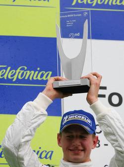 2nd, Michael Christensen, Muecke Motorsport