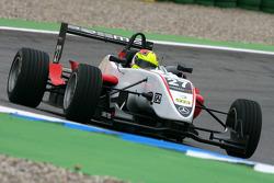 Matteo Chinosi, Prema Powerteam, Dallara F308 Mercedes