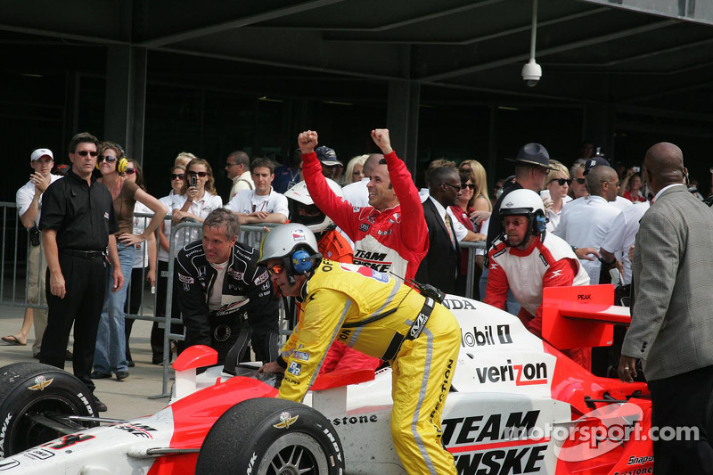 2009 - Helio Castroneves