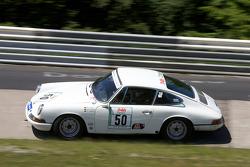 #50 Porsche 911: Kai-Uwe Harth, Klaus Weber