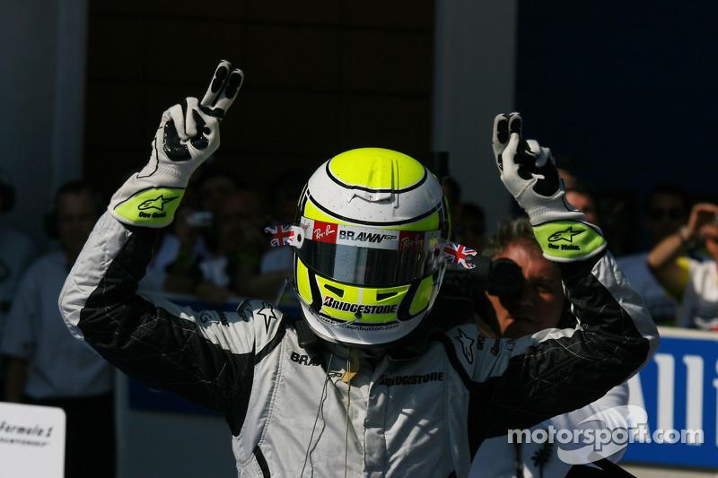 Переможець Дженсон Баттон, Brawn Mercedes