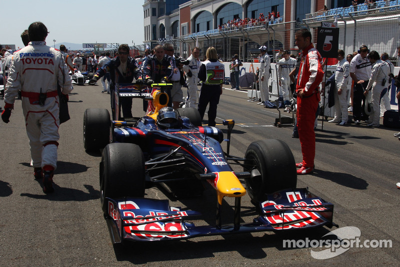 Себастьян Феттель, Red Bull Renault