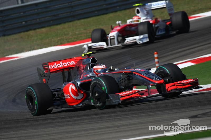 Хейккі Ковалайнен, McLaren Mercedes
