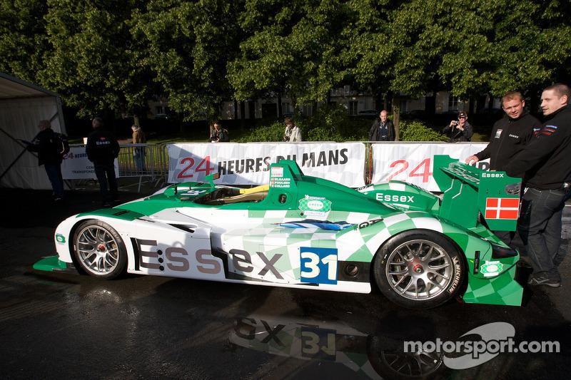 #31 Team Essex Porsche RS Spyder
