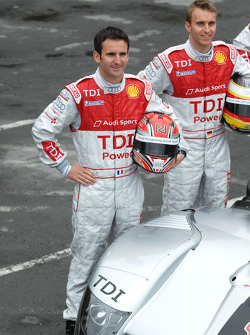 Romain Dumas and Timo Bernhard