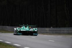 #31 Team Essex Porsche RS Spyder: Kristian Poulsen, Casper Elgaard, Emmanuel Collard