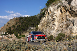 Daniel Sordo and Marc Marti, Citroen C4 Citroen Total World Rally Team