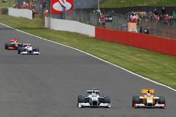 Льюис Хэмилтон, McLaren Mercedes и Фернандо Алонсо, Renault F1 Team