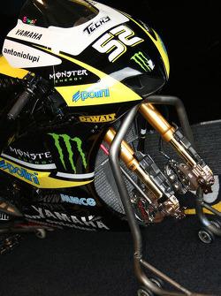 Monster Yamaha Tech 3 bike