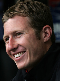 Autograph session: Ryan Briscoe, Team Penske