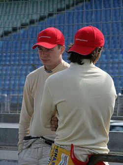 Jay Bridger and Victor Correa