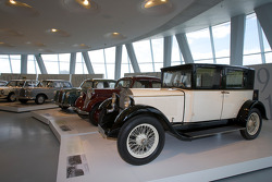 Gallery of heroes: 1927 Mercedes-Benz 8/38 hp