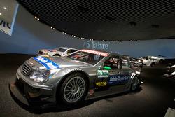 Silver arrows: 2005 AMG-Mercedes C-Class DTM touring car
