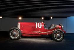 Silver arrows: 1924 Mercedes 2-liter Targa Florio racing car