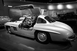 Post-war miracle: 1955 Mercedes-Benz 300 SL coupé