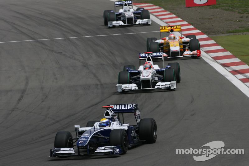 2009: 8 carreras seguidas puntuando