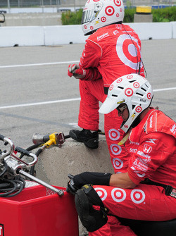 Dario Franchitti's crew, Target Chip Ganassi Racing