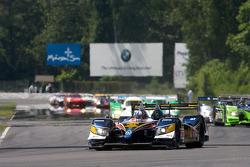 Pace laps: #66 de Ferran Motorsports Acura ARX-02a Acura: Gil de Ferran, Simon Pagenaud