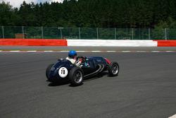 Samedi, voitures de Grand Prix pré-1966