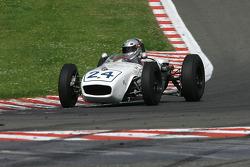 #24 Charles McCabe (GB) Lotus 18, 1960, 2500cc