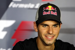 FIA press conference: Jaime Alguersuari, Scuderia Toro Rosso