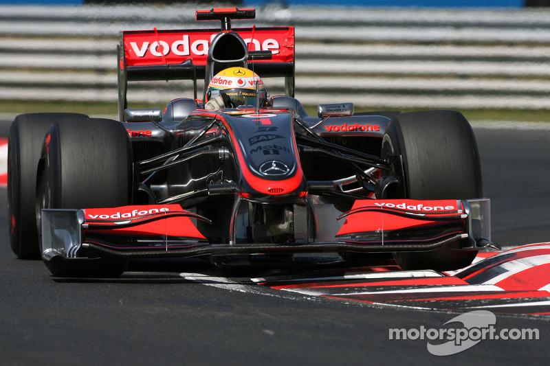 2009: Льюис Хэмилтон, McLaren-Mercedes MP4-24