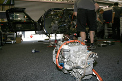 Gearbox of a Ford GT