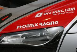 Audi R8 LMS car detail