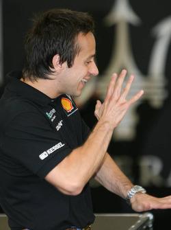 Alex Müller, Vitaphone Racing Team Maserati MC12