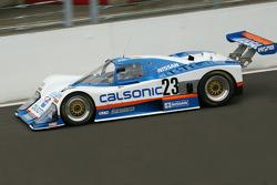 Gareth Evans, Nissan R88C