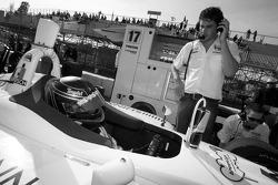 Frederic Vervisch, Genoa Racing