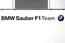 BMW Sauber Team Logo