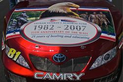 #81 Jason Holehouse - Vietnam Veterans Memorial Fund Toyota
