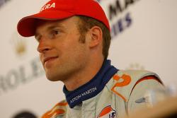 LMP1 pole winner Stefan Mücke
