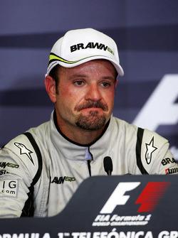 Press conference: Rubens Barrichello, BrawnGP