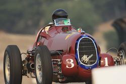 Peter Giddings, 1935 Alfa Romeo 8C-35