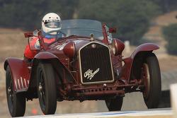 Tom Price, 1932 Alfa Romeo 8C-2300MM