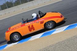 Clint deWitt, 1959 Porsche Super 90