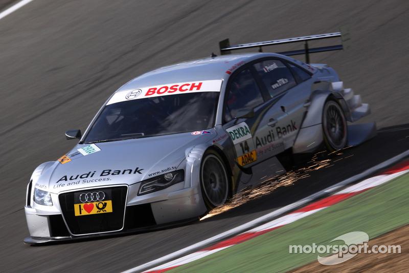 DTM, Brands Hatch 2009: Alexandre Prémat, Phoenix, Audi A4