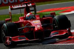 Джанкарло Фізікелла, Scuderia Ferrari