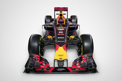 Red Bull Racing RB12 met Aston Martin logo