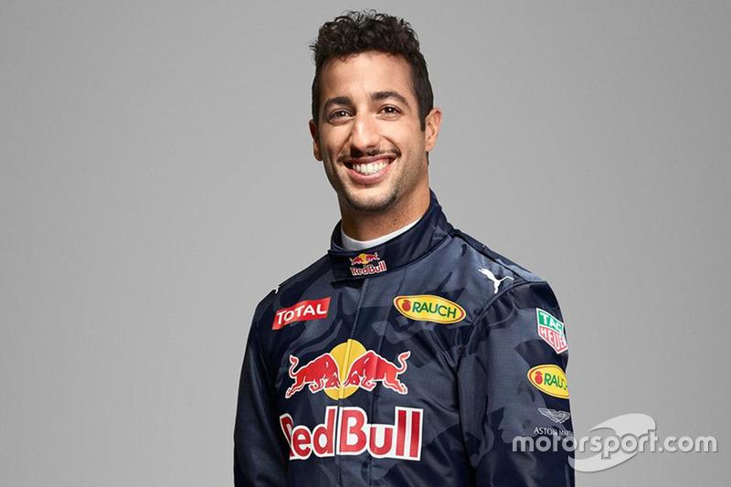 Даниэль Риккардо, Red Bull Racing (2016)