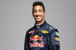 Daniel Ricciardo, Red Bull Racing with Aston Martin logo