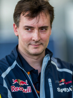 James Key, Scuderia Toro Rosso Technical Manager